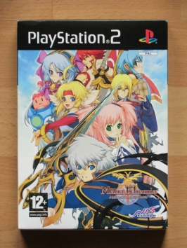 Mana Khemia Alchemists of Al-Revis PlayStation 2 PS2 RPG