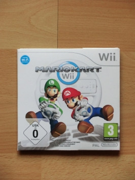 Mario Kart Nintendo WII Party Racing
