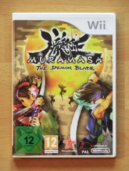 Muramasa The Demon Blade Nintendo WII Action