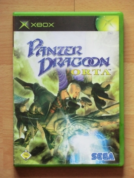 Panzer Dragoon Orta Microsoft XBOX Shooter Rail