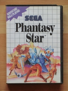 Phantasy Star Master System RPG