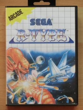 R-Type Master System Shmup
