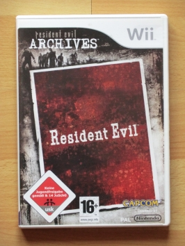 Resident Evil Nintendo WII Survival Horror