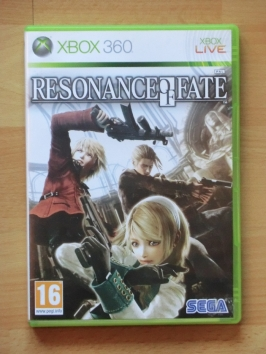 Resonance of Fate Microsoft Xbox 360 RPG
