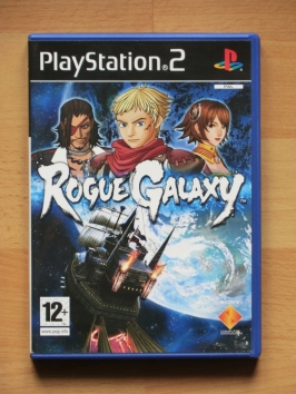 Rogue Galaxy PlayStation 2 PS2 RPG