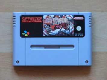 Secret of Evermore Super Nintendo SNES RPG