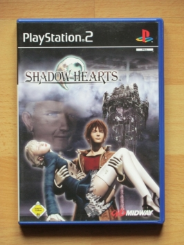 Shadow Hearts PlayStation 2 PS2 RPG