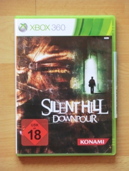 Silent Hill Downpour Microsoft Xbox 360 Survival Horror