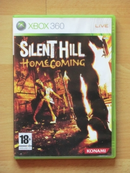 Silent Hill Homecoming Microsoft Xbox 360 Survival Horror