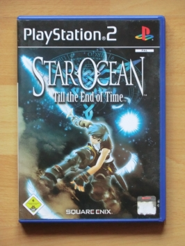 Star Ocean PlayStation 2 PS2 RPG