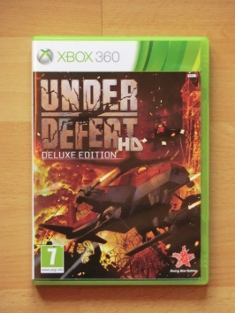 Under Defeat HD Microsoft Xbox 360 Shmup