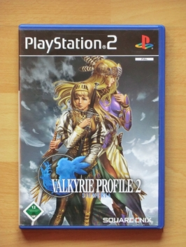 Valkyrie Profile 2 Silmeria PlayStation 2 PS2 RPG