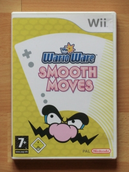 WarioWare Smooth Moves Nintendo WII Party