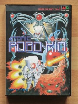 Atomic Robo Kid Mega Drive Shmup