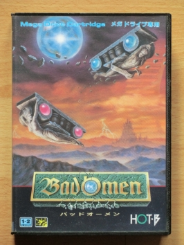 Bad Omen Mega Drive Action