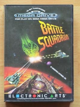 Battle Squadron Mega Drive Shmup