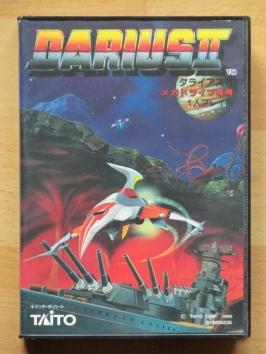 Darius 2 Mega Drive Shmup