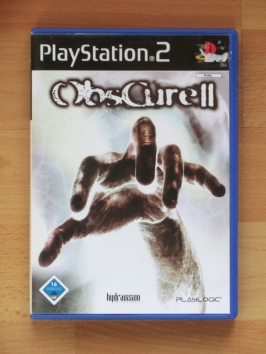 Obscure 2 II PlayStation 2 PS2 Survival Horror