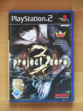Project Zero 3 Fatal Frame The Tormented PlayStation 2 PS2 Survival Horror