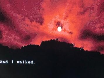 Sacred Line Mega Drive Horror