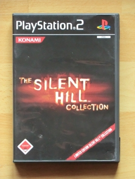 Silent Hill Collection Silent Hill 2 Silent Hill 3 Silent Hill 4 Thre Room PlayStation 2 PS2 Survival Horror