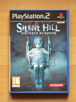 Silent Hill Shattered Memories PlayStation 2 PS2 Survival Horror