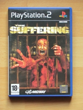 The Suffering PlayStation 2 PS2 Survival Horror