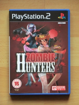 Zombie Hunters 2 PlayStation 2 PS2 Hack and Slay Onechanbara