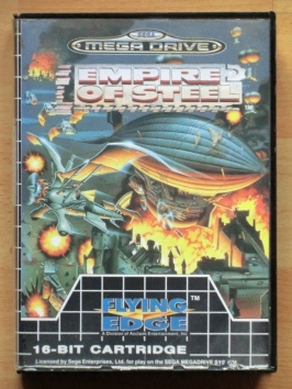 Empire of Steel Mega Drive Shmup