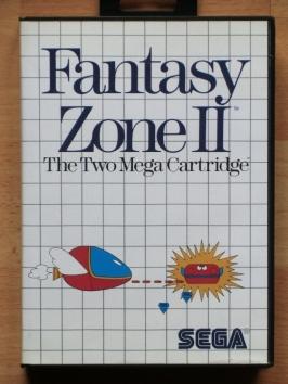Fantasy Zone 2 Master System Shmup