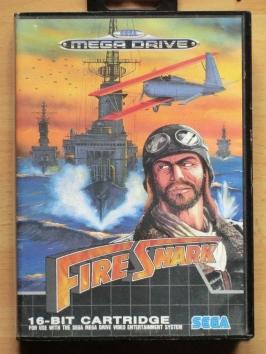 Fire Shark Mega Drive Shmup