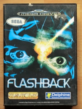 Flashback Mega Drive Action