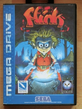 Flink Mega Drive Jump and Run