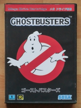 Ghostbusters Mega Drive Action