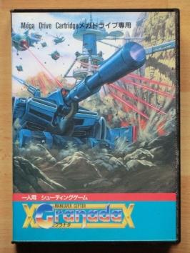 Granada Mega Drive Shmup