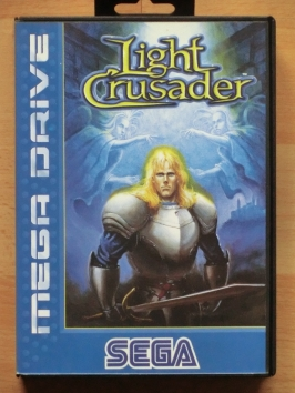 Light Crusader Mega Drive RPG