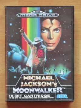 Michael Jacksons Moonwalker Mega Drive Action