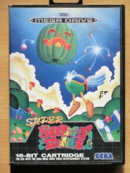 Fantasy Zone Mega Drive Shmup