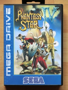 Phantasy Star 4 Mega Drive RPG