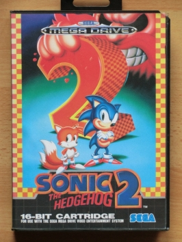 Sonic 2 the Hedgehog Mega Drive Jump and Run