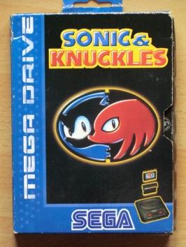 Sonic & Knuckles Mega Drive Jump and Run