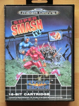 Super Smash T.V. Mega Drive Action