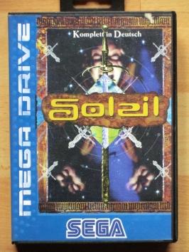 Soleil Mega Drive RPG