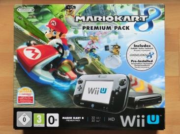 Wii U Mario Kart 8 Premium Pack Konsole console
