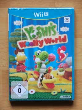 Yoshi's Woolly World Nintendo Wii U Jump and Run