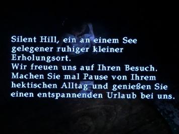 Silent Hill 2 PS2 Playstation 2 Survival Horror Screenshot