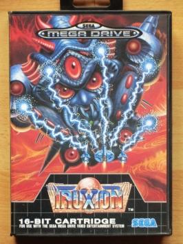 Truxton Mega Drive Shmup