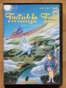 Twinkle Tale Mega Drive Shmup