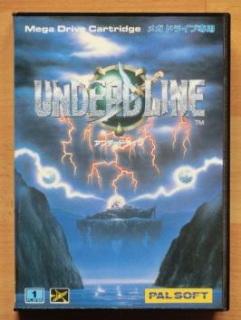 Undeadline Mega Drive Shmup