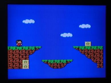 Master System 50 60 Hz Hertz Mod Umbau 50/60 Alex Kid in Miracle World